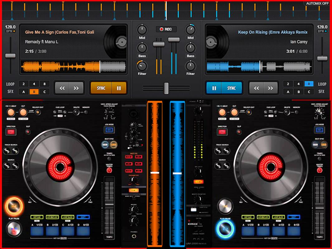 Virtual Dj Music Player For Android Apk Download