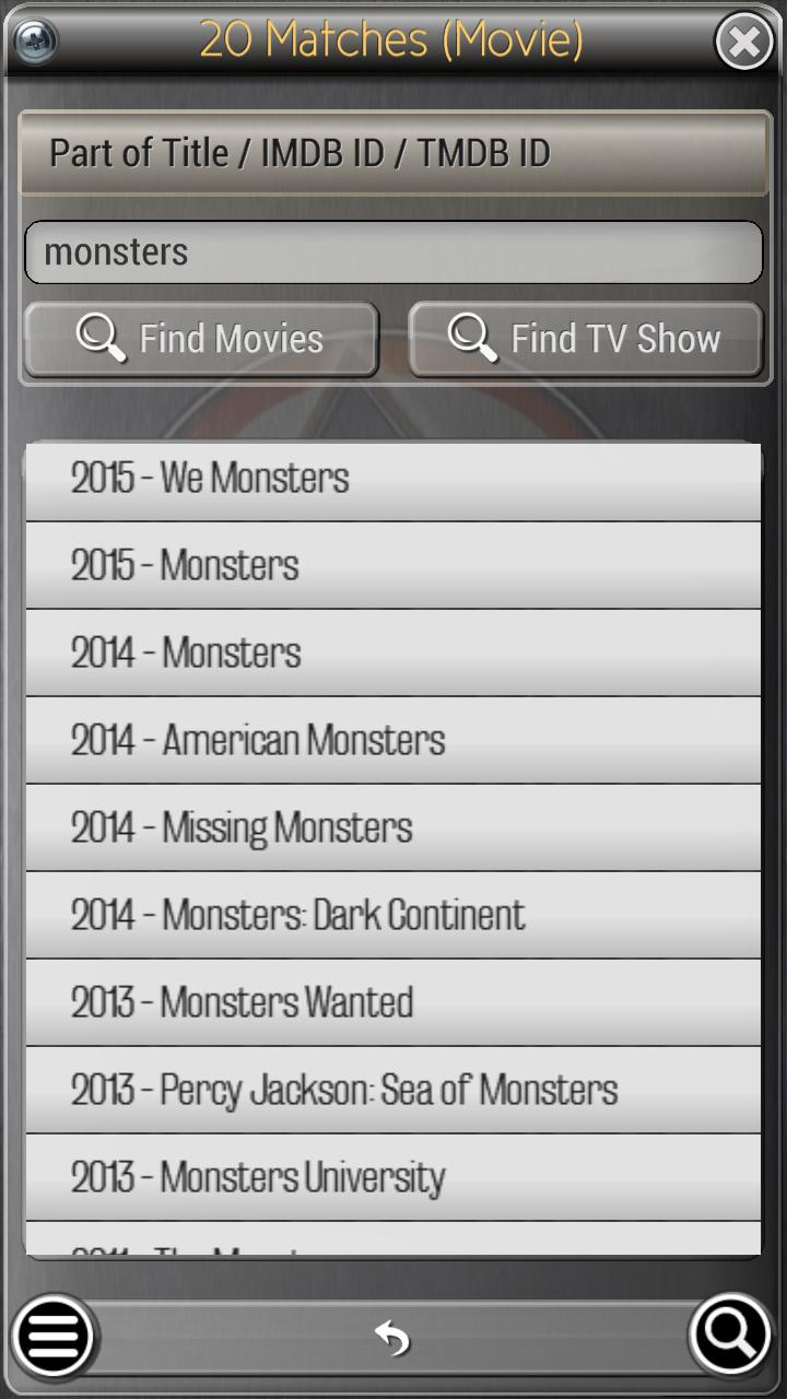 POCKET MOVIE MANAGER for Android - APK Download