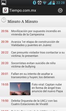 Tiempo.com.mx poster