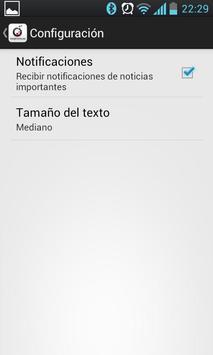 Tiempo.com.mx apk screenshot