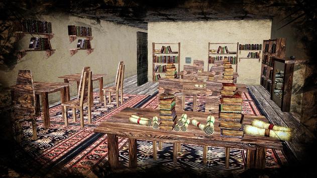 Escape Library - Hidden Puzzle Game screenshot 3