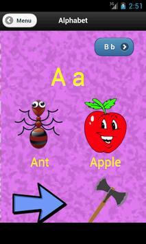 Alphabet screenshot 2