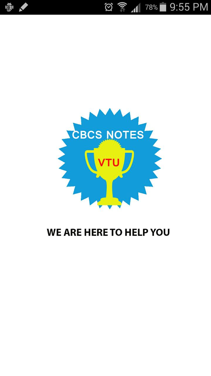 VTU CSE Notes(CBCS) for Android - APK Download