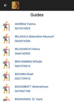Guide de Rabat apk screenshot