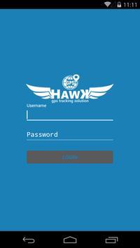 GPS HawK poster