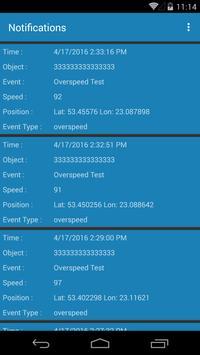 GPS HawK screenshot 1