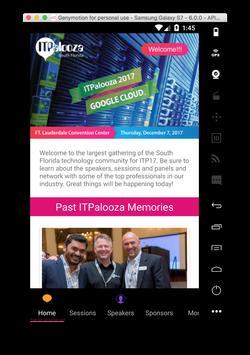 ITPalooza 2017 poster
