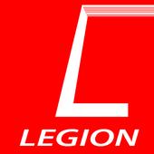 Легион - жд перевозка автомобилей icon