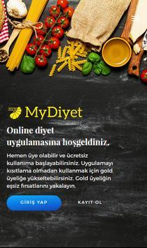 My Diyet poster