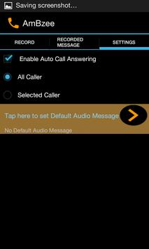AmBzee (Auto answer calls) screenshot 2