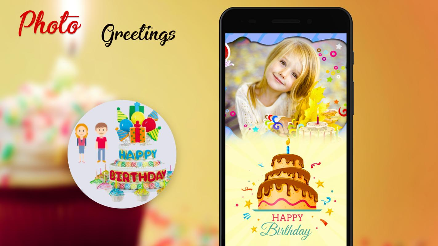 Name Photo On Birthday Cake Photo Frame 2018 For Android Apk Download
