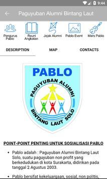 PABLO BINTANGLAUT screenshot 1