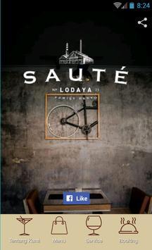 Saute Resto poster