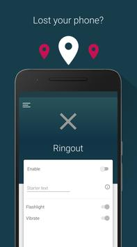 Ringout poster