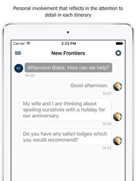 New Frontiers apk screenshot