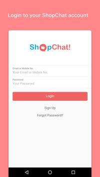 ShopChat poster