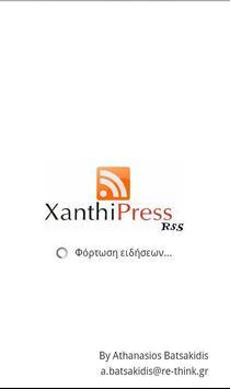 Xathipress.gr News poster