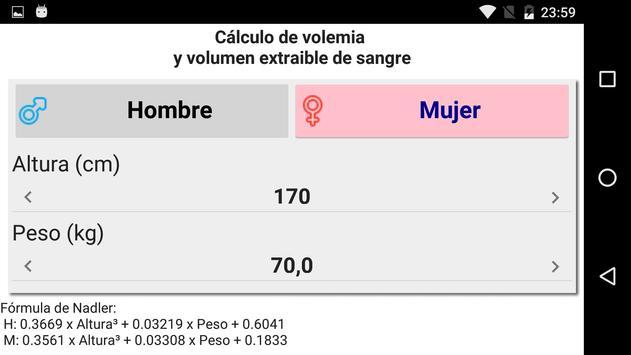 Volemia screenshot 2