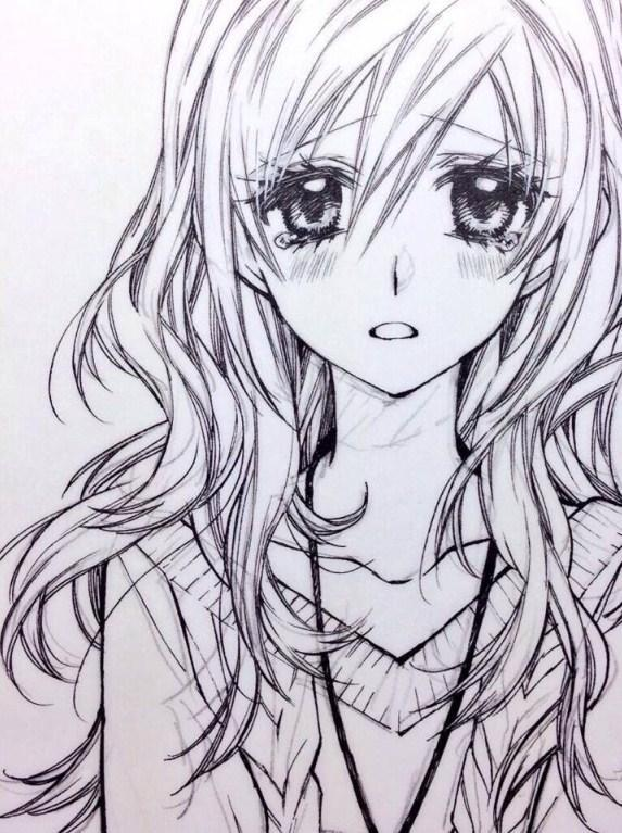 Drawing Anime Girl Ideas For Android Apk Download