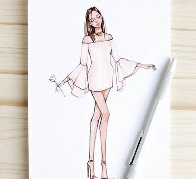 How to Draw Fashion Clothes screenshot 7