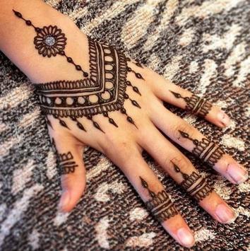 Indian Mehndi Design Ideas screenshot 8