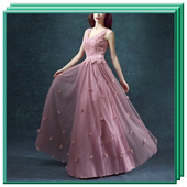 Latest Evening Long Dress Ideas icon