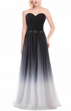 Latest Evening Long Dress Ideas poster