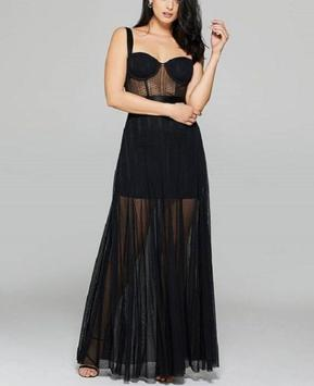 Latest Evening Long Dress Ideas screenshot 1
