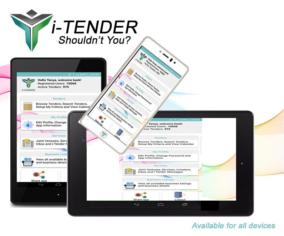 how to get government tenders
