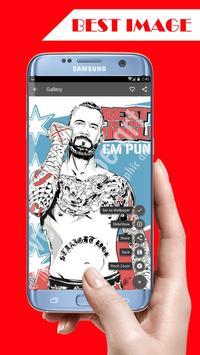 CM Punk Wallpaper screenshot 3