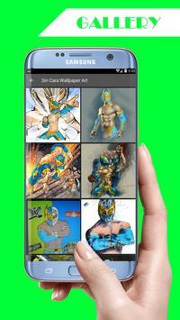 Sin Cara Wallpapers HD 4K screenshot 2