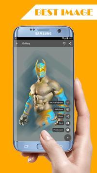 Sin Cara Wallpapers HD 4K screenshot 4