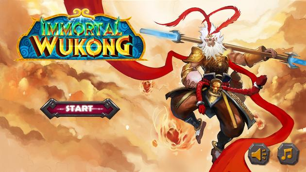 Immortal Wukong Affiche