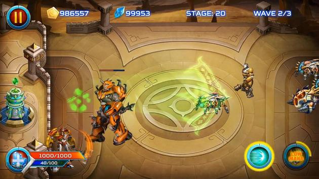 Robot Defense screenshot 3