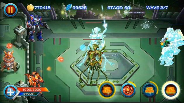 Robot Defense Screenshot 5
