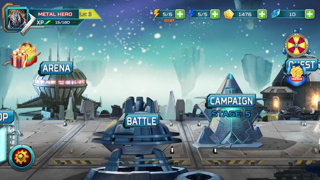 Robot Defense screenshot 9
