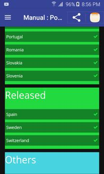 Tool Kit para  Pokemon GO ES apk screenshot