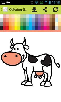 Coloring Book Education apk screenshot