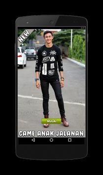 Game Anak Jalanan poster