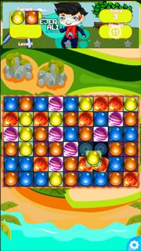 Ejen Alli Blast Game 2018 screenshot 3