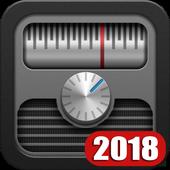 radio offline 2018 icon