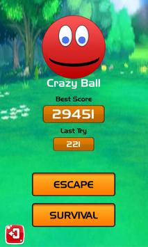 Crazy Ball apk screenshot