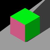 Free Bricks 3D icon