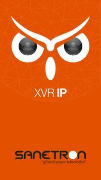 Sanetron Xvr poster