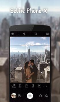 Selfie for Phone X Camera - OS 12 Camera постер