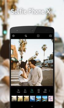 Selfie for Phone X Camera - OS 12 Camera скриншот 1