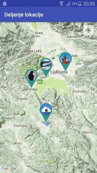 FlySafe - paragliding takeoff sites apk screenshot