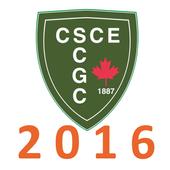 CSCE 2016 icon