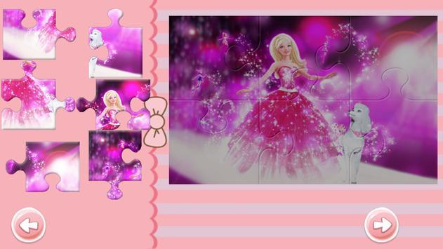 Princess Girl Puzzle Toddlers apk screenshot