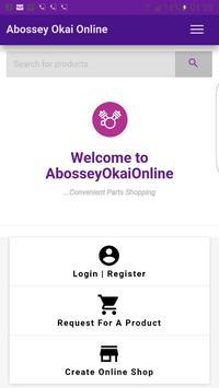 Abossey Okai Online screenshot 1